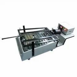 Semi Automatic Dip Soldering Machine