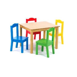 Children's Wooden Table Sets