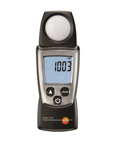 testo 540 - Pocket-sized lux meter