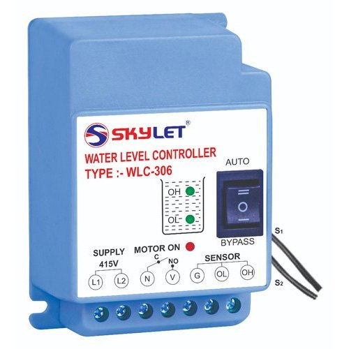 Water Level Controller For Single Tank (WLC-306)