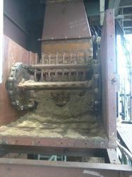 Drag Chain Conveyor - Biomass