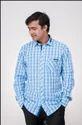 Cotton Checks Light Standard Shirt