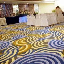 Rectangular Printed Carpet