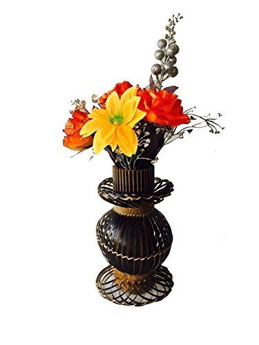 Handicraft Bamboo Stick Flower Vase Large Set Of 2 At Rs 469 Per