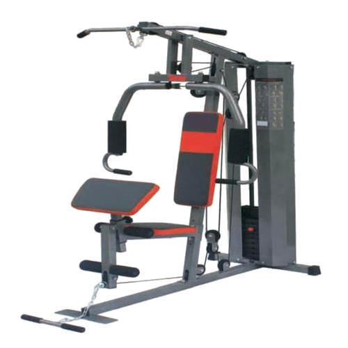 Home Exercise Equipment Price: Hawkish 4 Station Home Gym Machine, Model No.: HG-1211