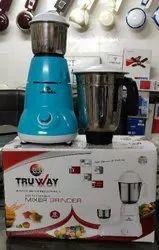 Truway Mixer Grinder Regular, 300 w - 500 W, Capacity: 2 Jars