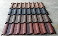 Steel / Stainless Steel And Aluminum Decorative Tile Roof Sheets