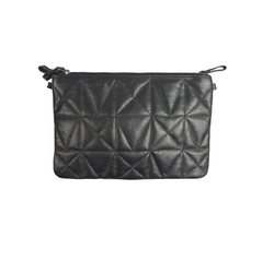 Female Women Shoulder Pouch Leather Bag