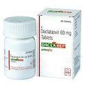 Daclahep 60 mg Tablets Daclatasvir