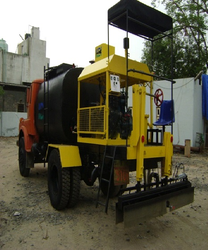 4 ton Bitumen Pressure Distributor