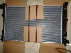Mild Steel Radiator Condenser for BMW Cars, Packaging Type: Box