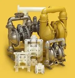 Versamatic Air Operated Diaphragm Pump