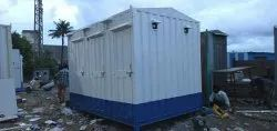 Portable Toilet And Bathroom  Cabin (12x8)