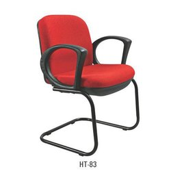 S Type Red Executive Chair