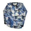 Full Sleeves Mens Polyester Printed T Shirt