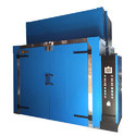 4 Skid Diesel Curing Drying Oven