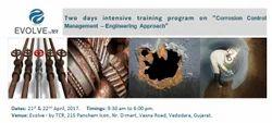 Training Program on Corrosion Control Management Program
