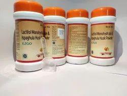 Granules Lactitol Monohydrate Ispaghula Husk Powder, Packaging Type: Jar, Packaging Size: 105gm