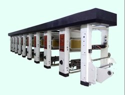 Ocean International Automatic 5 Drive Rotogravure Printing Line
