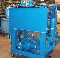 Hydraulic Flushing Of Tanks & System Gearbox (Ship)
