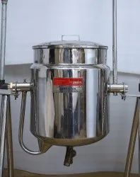 Milk Cooking Vessel