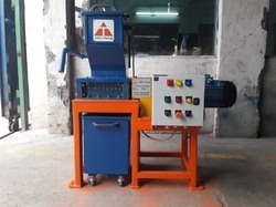 Rice Paddy Automatic Shredder Machine