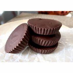 Round Dark Chocolate