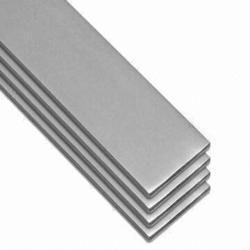 Bare Aluminum Flat Tape