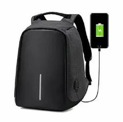 Anti-Theft Water Resistant Stylish Laptop Backpack with USB Charging Port (47 cm)