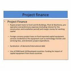 Project Appraisals Finance Services