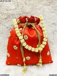 Ethnic Potli Batwa Bag