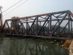 Steel Truss Road Bridges