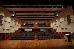 Auditorium Consultant & Contractor
