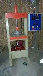 Semi Automatic Hydraulic Single Die Paper Plate Making Machine