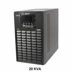 20 kVA Hitachi Online UPS
