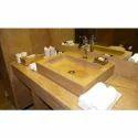Rectangular Stone Wash Basin