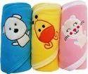 Baby Printed Velour Towel