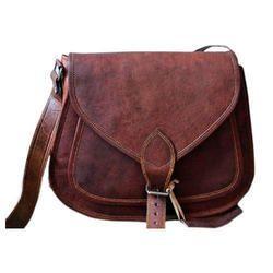4974c66c61 Ladies Leather Bag in Jodhpur