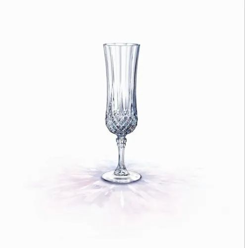 Set of 6/ Water Glasses 41/ cl Line Bormioli Reserve Wine DOF Glass Crystal Clear