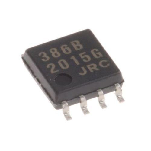 New Japan Radio NJM386BM Audio Amplifier IC, Surface Mount, Price