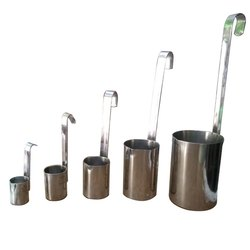 Stainless Steel Liquid Measure, for Commercial