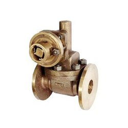 Bronze Parallel Slide Blow Off Valve (Flange)