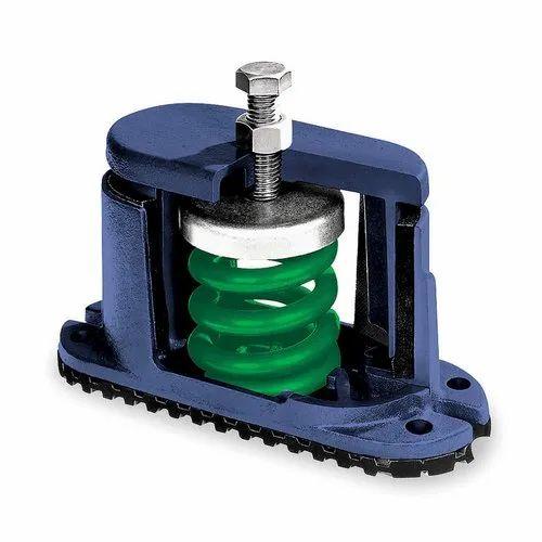 Green Spring Vibration Isolator