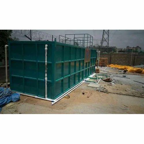Ngt Mbr Sewage Treatment Plant