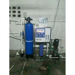 1000 LPH Domestic Water Filter RO Plant