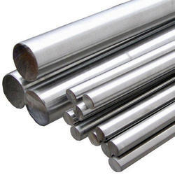 347 Stainless Steel Black Bar