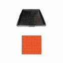 Droplet Floor Tiles Rubber Mould