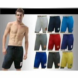 Knee Length Men's Cotton Shorts