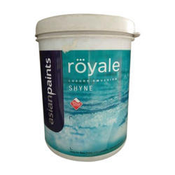 Asian Royal Luxury Emulsion Shyne Paint, Packaging: Bucket