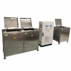 WUS-3 HED-S Wave Ultrasonic Three Stage Machines